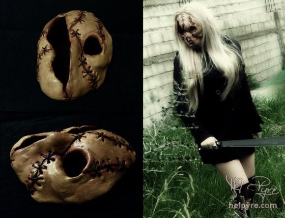Stitched Skin Mask