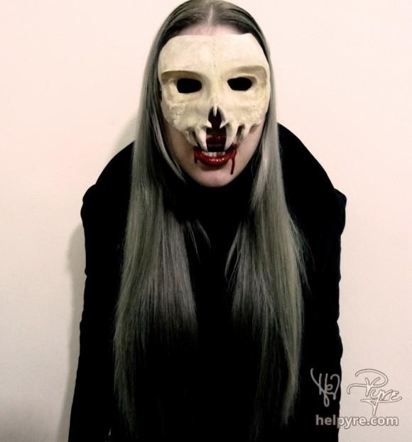 Vampire Skull Mask II