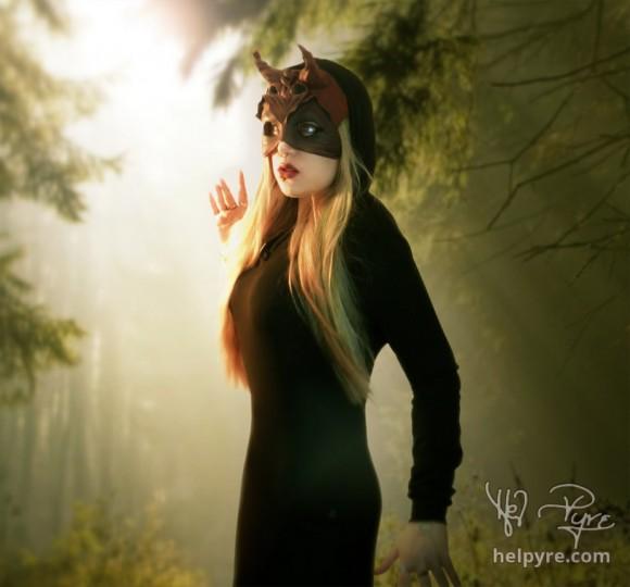 High Priestess Mask IV