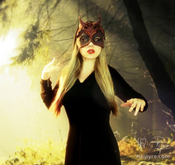 High Priestess  Mask II