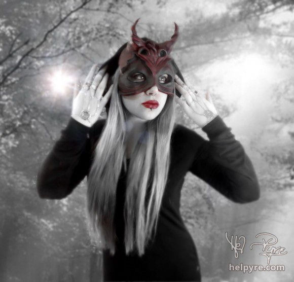 High Priestess Mask III