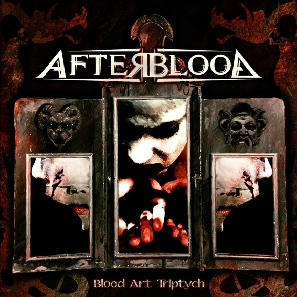 Afterblood - Blood Art Triptych EP cover